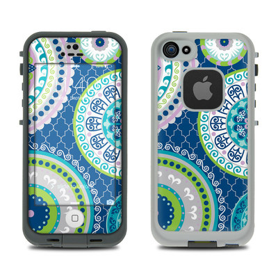 LifeProof iPhone 5S Fre Case Skin - Medallions