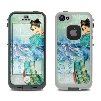 LifeProof iPhone 5S Fre Case Skin - Magic Wave