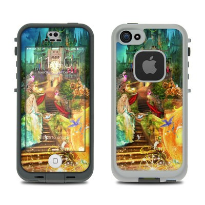 Lifeproof iPhone 5S Fre Case Skin - Midnight Fairytale