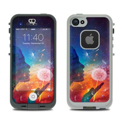 Lifeproof iPhone 5S Fre Case Skin - Million Stars