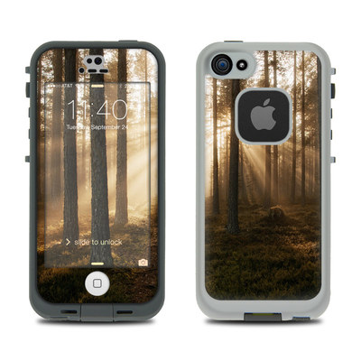 LifeProof iPhone 5S Fre Case Skin - Misty Trail
