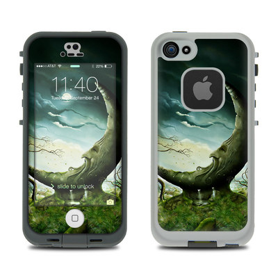 LifeProof iPhone 5S Fre Case Skin - Moon Stone