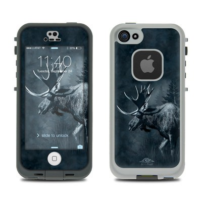 LifeProof iPhone 5S Fre Case Skin - Moose