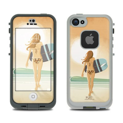 LifeProof iPhone 5S Fre Case Skin - Morning Ease