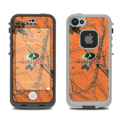 LifeProof iPhone 5S Fre Case Skin - Break-Up Lifestyles Autumn