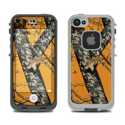 LifeProof iPhone 5S Fre Case Skin - Blaze