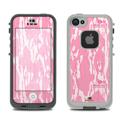LifeProof iPhone 5S Fre Case Skin - New Bottomland Pink