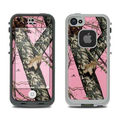 LifeProof iPhone 5S Fre Case Skin - Break-Up Pink
