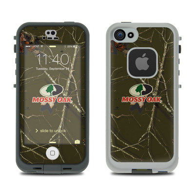 LifeProof iPhone 5S Fre Case Skin - Break-Up Lifestyles Dirt
