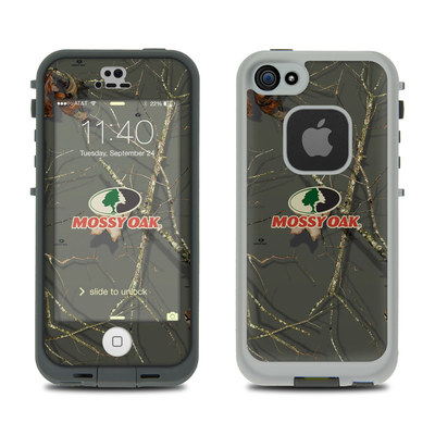 LifeProof iPhone 5S Fre Case Skin - Break-Up Lifestyles Evergreen