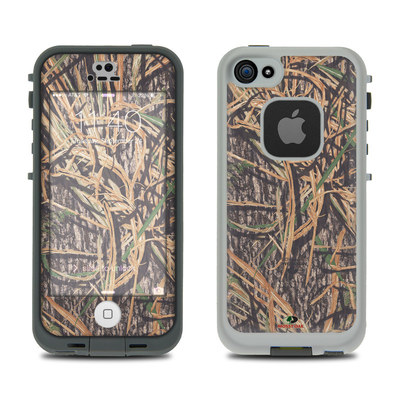 LifeProof iPhone 5S Fre Case Skin - New Shadow Grass