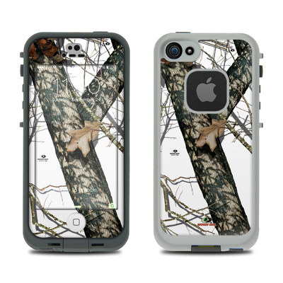 LifeProof iPhone 5S Fre Case Skin - Winter