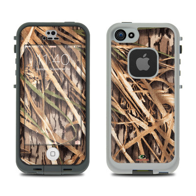 LifeProof iPhone 5S Fre Case Skin - Shadow Grass