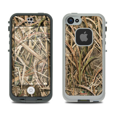 LifeProof iPhone 5S Fre Case Skin - Shadow Grass Blades