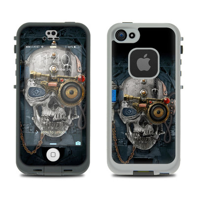 LifeProof iPhone 5S Fre Case Skin - Necronaut