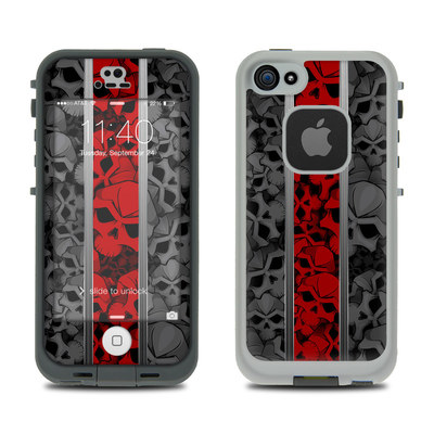 LifeProof iPhone 5S Fre Case Skin - Nunzio