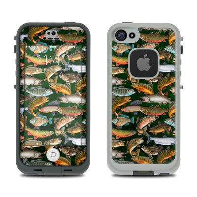 Lifeproof iPhone 5S Fre Case Skin - Off The Hook