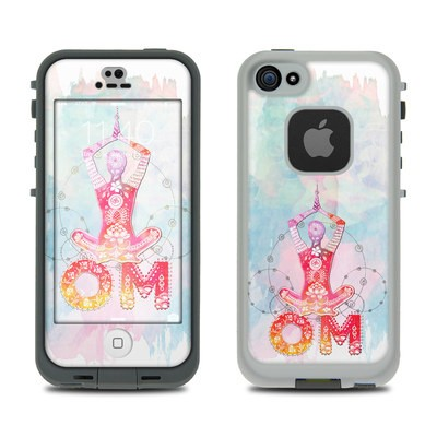 Lifeproof iPhone 5S Fre Case Skin - Om Spirit