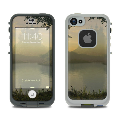 LifeProof iPhone 5S Fre Case Skin - Once Upon A Time