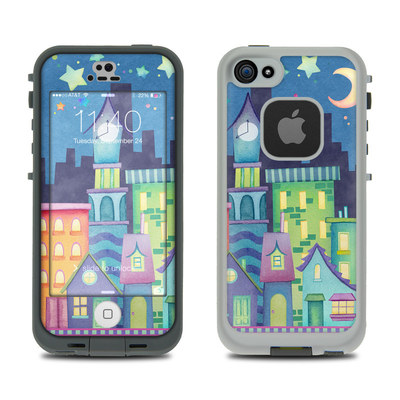 LifeProof iPhone 5S Fre Case Skin - Our Town