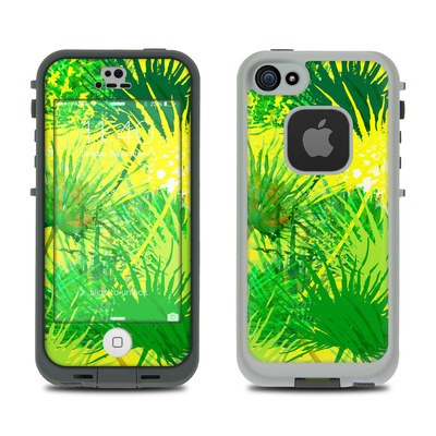 Lifeproof iPhone 5S Fre Case Skin - Palms