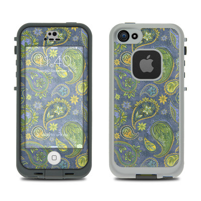 LifeProof iPhone 5S Fre Case Skin - Pallavi Paisley
