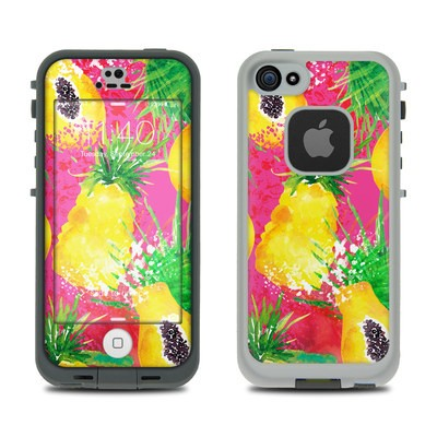 Lifeproof iPhone 5S Fre Case Skin - Passion Fruit