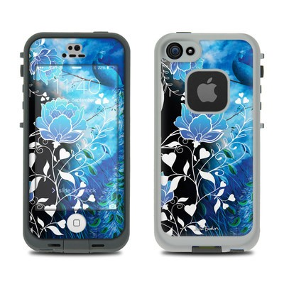 Lifeproof iPhone 5S Fre Case Skin - Peacock Sky