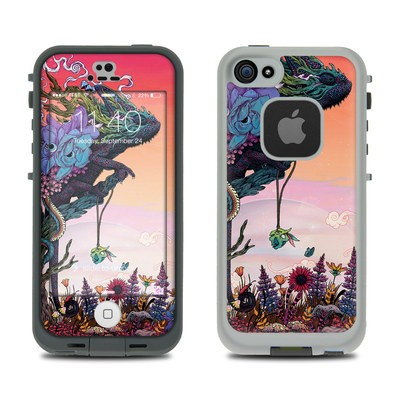 Lifeproof iPhone 5S Fre Case Skin - Phantasmagoria