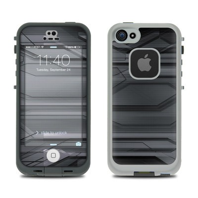 LifeProof iPhone 5S Fre Case Skin - Plated