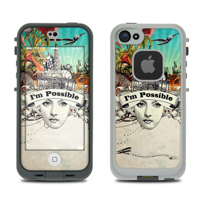 LifeProof iPhone 5S Fre Case Skin - Possible