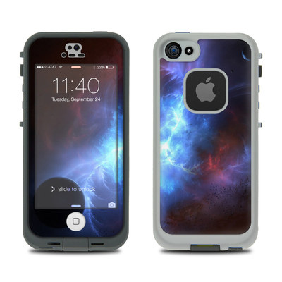 LifeProof iPhone 5S Fre Case Skin - Pulsar