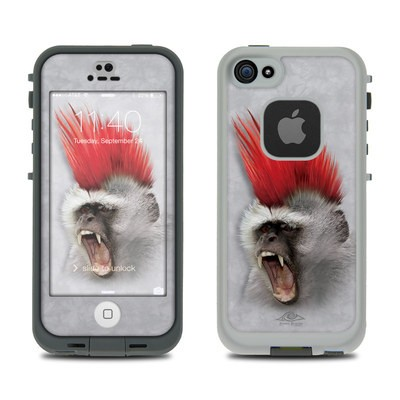 LifeProof iPhone 5S Fre Case Skin - Punky