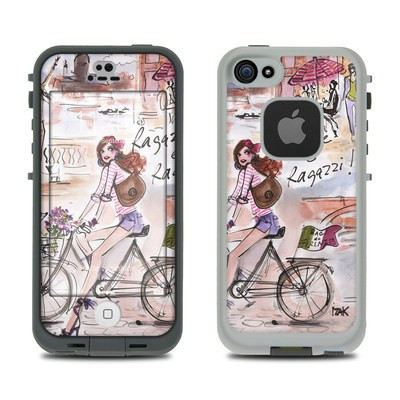 Lifeproof iPhone 5S Fre Case Skin - Ragazze e Ragazzi