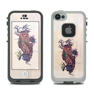 LifeProof iPhone 5S Fre Case Skin - Regrowth
