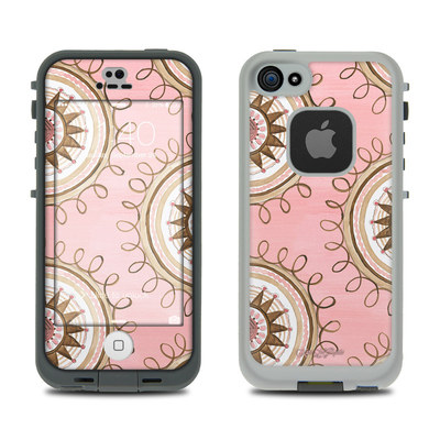 LifeProof iPhone 5S Fre Case Skin - Retro Glam