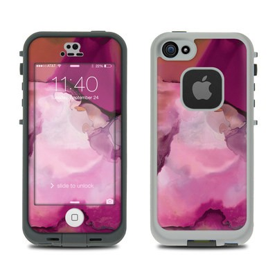 Lifeproof iPhone 5S Fre Case Skin - Rhapsody