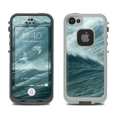 Lifeproof iPhone 5S Fre Case Skin - Riding the Wind
