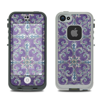 LifeProof iPhone 5S Fre Case Skin - Royal Crown
