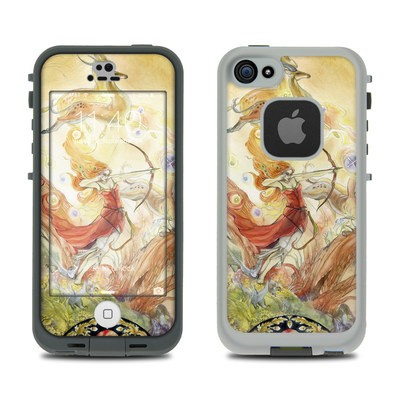 LifeProof iPhone 5S Fre Case Skin - Sagittarius