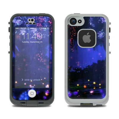 LifeProof iPhone 5S Fre Case Skin - Satori Night