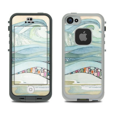 Lifeproof iPhone 5S Fre Case Skin - Sea of Love