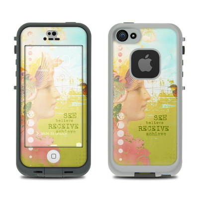 LifeProof iPhone 5S Fre Case Skin - See Believe