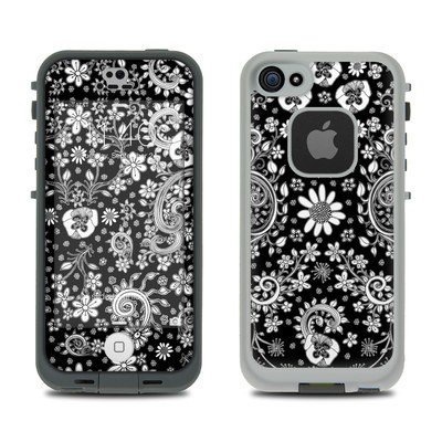 Lifeproof iPhone 5S Fre Case Skin - Shaded Daisy