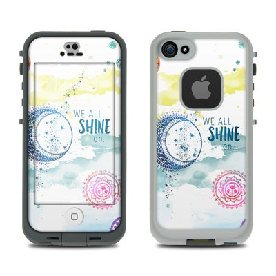 Lifeproof iPhone 5S Fre Case Skin - Shine On