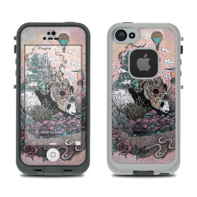 LifeProof iPhone 5S Fre Case Skin - Sleeping Giant