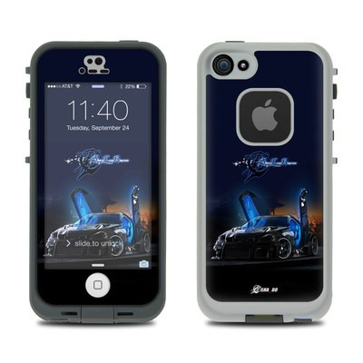 LifeProof iPhone 5S Fre Case Skin - SLK