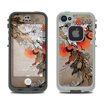 LifeProof iPhone 5S Fre Case Skin - Sonnet