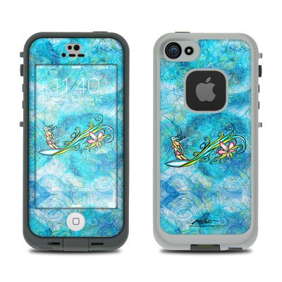 LifeProof iPhone 5S Fre Case Skin - Soul Flow