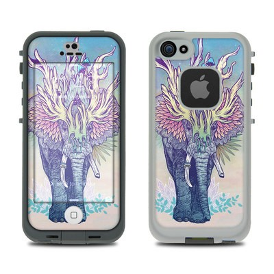 Lifeproof iPhone 5S Fre Case Skin - Spirit Elephant
